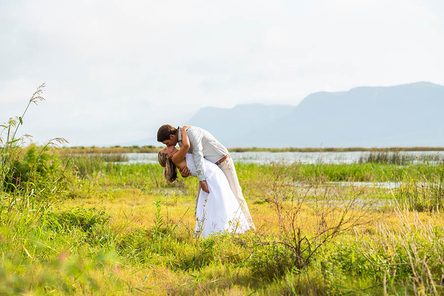 lake jozini wedding venue
