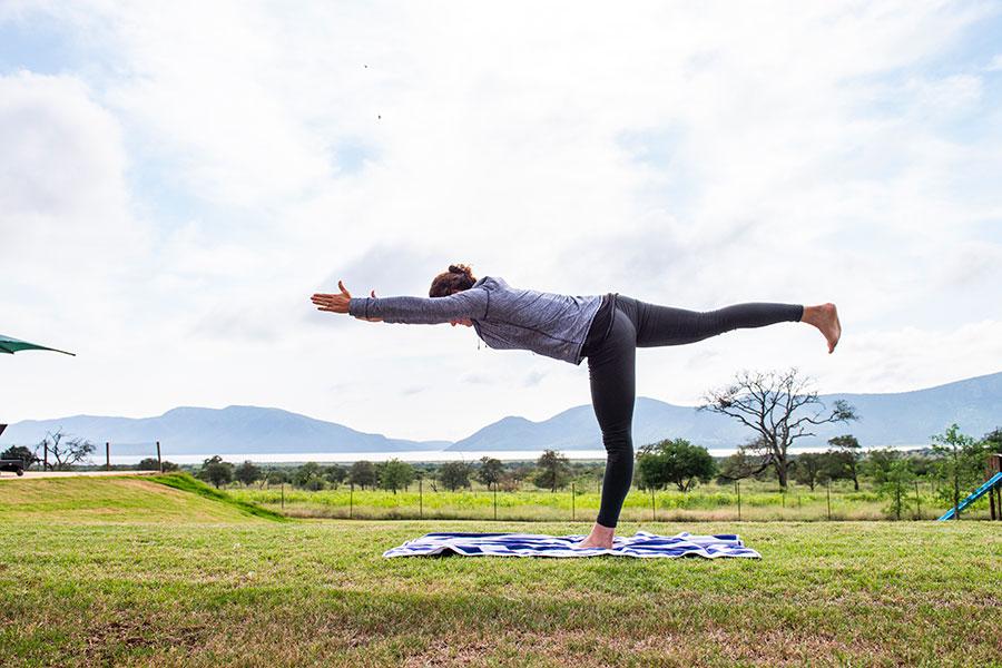 tandweni villa yoga