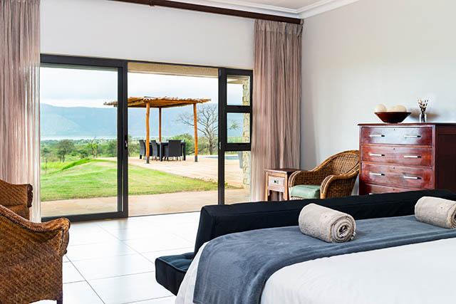 luxury accommodation jozini dam