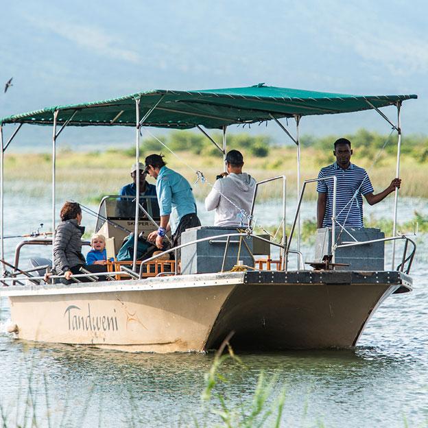 jozini dam tiger fishing