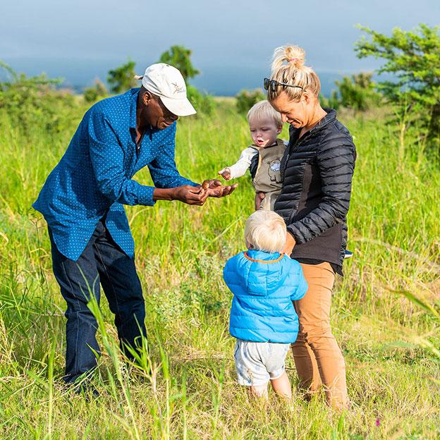tandweni game walks