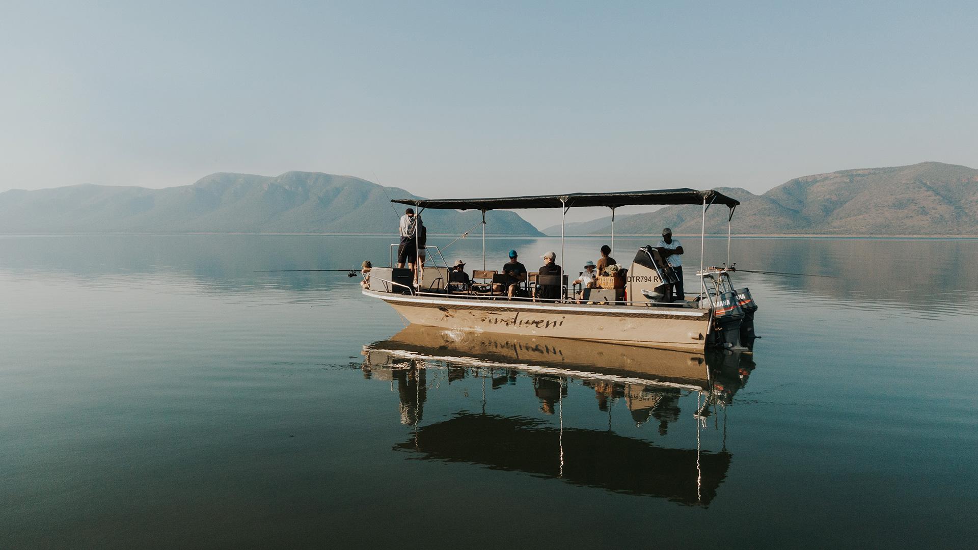 tandweni fishing